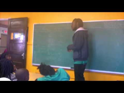 Yoruba class @ The Garvey School/Egun Omode Shule-Meaning of names - 12/15/2011