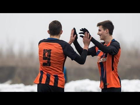Шахтер U19 7-0 Скала U19. Обзор матча (31.03.2018)