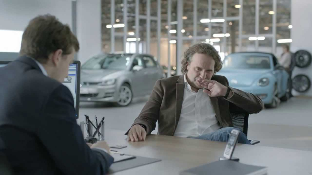 "Publicité Volkswagen - ""Tourolf"" - YouTube"