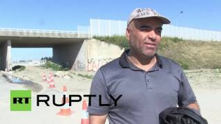 France: Calais refugees react to Brexit as status of 'Jungle' hangs in balance