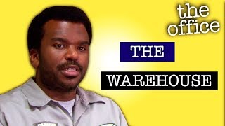The Best Of The Warehouse  - The Office US