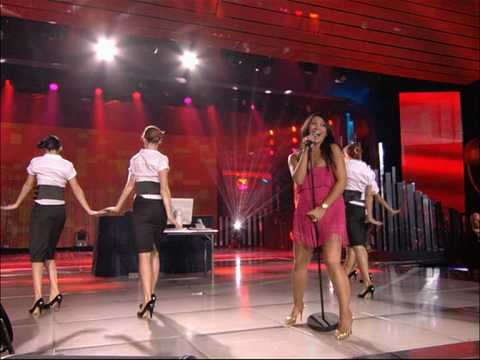 Laurent Wolf Feat. Anggun - No Stress (world Music Awards 2008) video