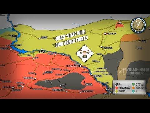 5 апреля 2018. Военная обстановка в Сирии. РФ заявила о 17 сбитых беспилотниках в Сирии за 3 месяца.
