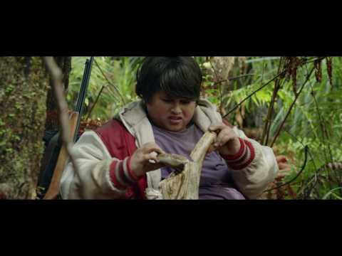 Hunt for the wilderpeople scene (Sinnerman)