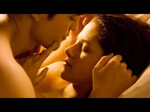 Kristen Stewart Loves Vampire Sex!