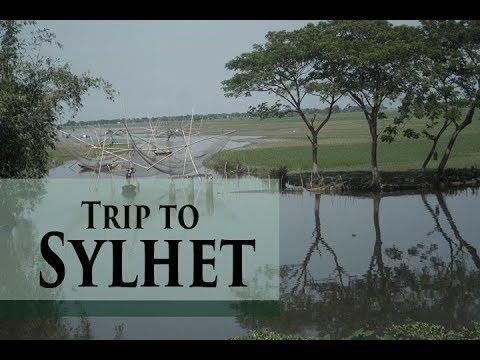 Dhaka to Sylhet