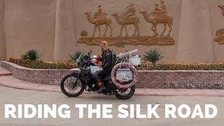 [Eps. 68] RIDING THE SILK ROAD - Royal Enfield Himalayan BS4 - To Khiva, Uzbekistan