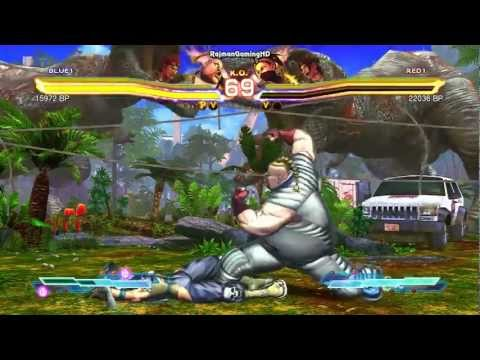 Street Fighter X Tekken Ichi★| Wildcat | Kiryu Tsukimiya | Inco 'Ranked Matches' TRUE-HD QUALITY