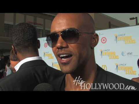 Shemar Moore Exclusive - HipHollywood.com Video