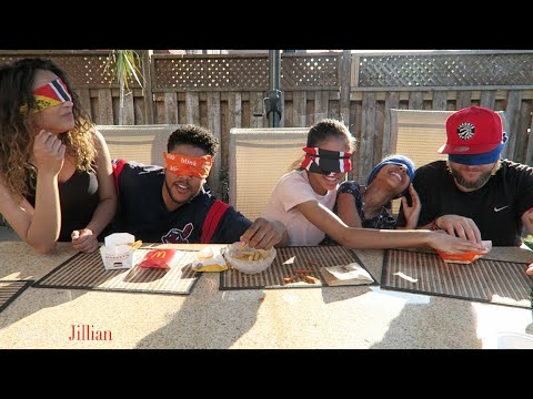 FRENCH FRIES CHALLENGE