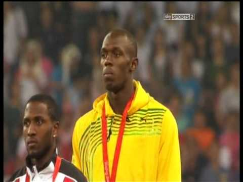 Sporting Greats - Usain Bolt