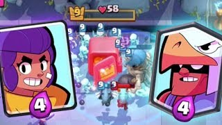 SHELLY OR BO? HEIST IN CLASH ROYALE!? | Clash Royale