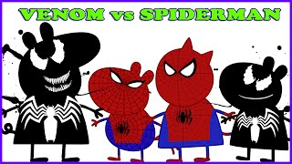 Peppa pig New episodes se Disfraza I nuevo Disfraza I Super Heroes Vemon vs Spiderman I New Disguise