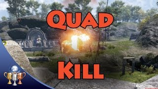 Far Cry 4 - Quad Kill Trophy / Achievement Guide (Kill 4 Enemies With A Single Explosive)