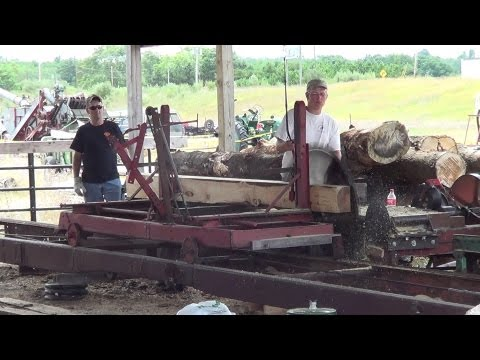 Antique Tractor Show Part 2 - REAL USA Ep. 60