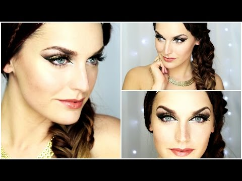 Greek Goddess Makeup Tutorial
