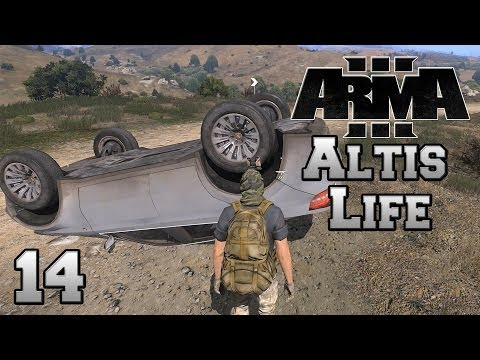 ALTIS LIFE #014 - Elch Test FAIL - Let's Play Altis Life