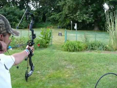Bowtech Assassin Black Ops