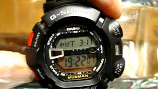 G-shock G-9000 Microcircuit malfunction!