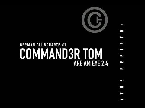Commander Tom - Are Am Eye (Lazard Radio Edit) [Pulsive Classics HQ]