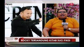 ACTA Nilai Rocky Gerung Dizalimi, Razman Arif: Emang Dia Ulama? - Special Report 01/02