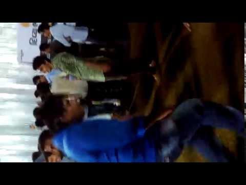 Surti Lala dancing in garba night - Surat Garba