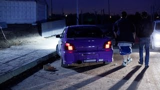 Форд st 300 twinturbo vs Субару wrx sti би турбо