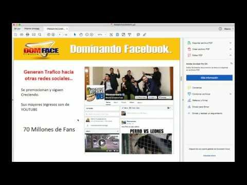 Domina Facebook Ads (Shopify, Clickbank, CPA, Adsense) de A a la Z, Marco Antonio y Rafael Perez