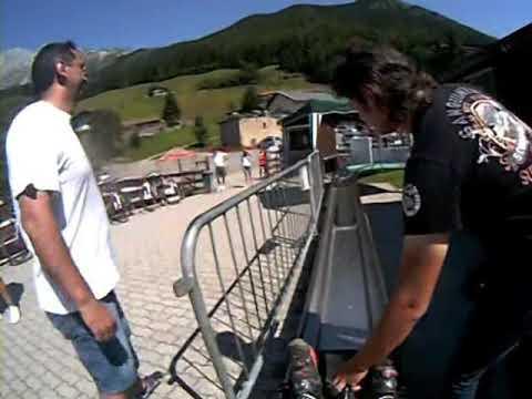 Bob estivo passo della presolana con l 39 orobie cup youtube for Piani di handicap