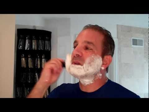 MERKUR HD 34C VS FUTUR: SAFETY RAZOR SHAVE CHALLENGE Shaving 5 Day Beard WITH/ACROSS/AGAINST/ Grain