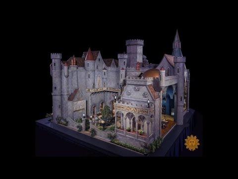 Famous Dollhouse Receives 200000 Renovation YouTube
