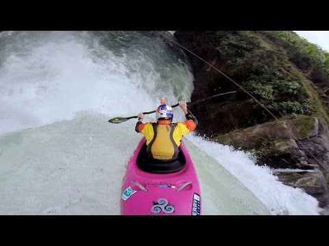 Gopro: Dane Jackson's 60ft Waterfall Drop video