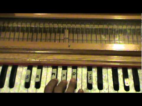 Learn Harmonium 3-payo Ji Maine Ram Ratan Dhan Payo video
