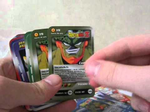 Dragon Ball Z cards   (by R)