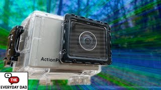 The CHEAPEST Action Camera on Amazon! Is a $15 Action Camera Worth Buying?!