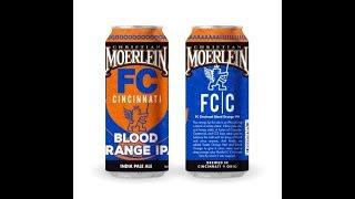 FC Cincinnati (Blood Orange IPA) | Christian Moerlein Brewing Co. | Beer Review | #209