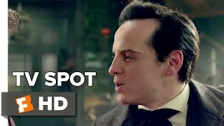 Victor Frankenstein TV SPOT - Breath (2015) - Daniel Radcliffe, James McAvoy Movie HD - Продолжительность: 31 секунда