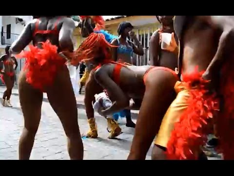 Ouvee Comme Un Pince-a Ling! Mapouka Caribe 2013 Survivor Dancers Red Eye Crew Nokturna9 video