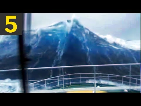 5 BIG Waves You Wouldn't Believe if not on video thumbnail