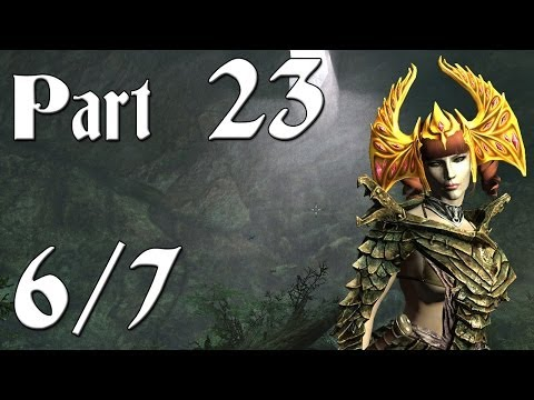 Skyrim Walkthrough - Part 23 - All Stones of Barenziah and Crown [6/7] (PC Gameplay / Commentary)