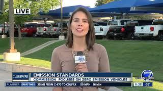 Hearing underway to adopt new zero emission vehicle rule