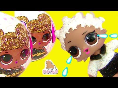 Новинка Кукол ЛОЛ #LOL Surprise Dolls Blind Bags Игрушки для Девочек #Мультик с Игрушками