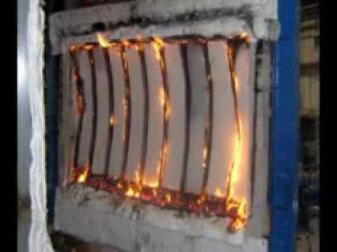Fire Testing Brick Vs Vinyl Amp Fiber Cement Youtube