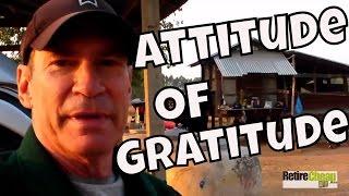 Attitude of Gratitude in Thailand