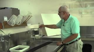 58. Washing 4x5 Sheet Film