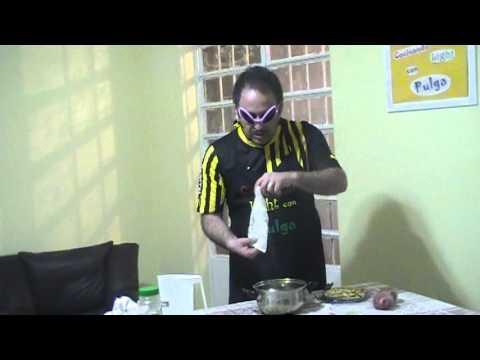 5 video oficial, cocinando con pulga