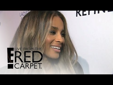 Ciara Getting Engaged to Russell Wilson on Valentine's Day?   Live from the Red Carpet   E! News