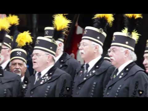 Steigerlied: glück Auf Der Steiger Kommt Spardosen-terzett Mit Dem Mgv Concordia video