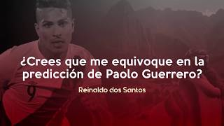 Reflexión sobre predicción de Paolo Guerrero