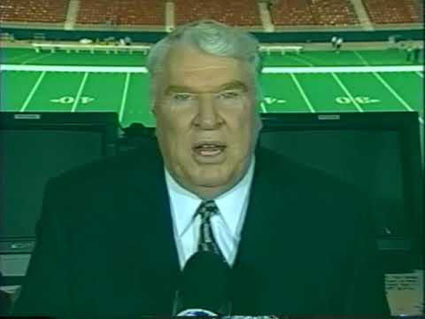 John Madden Speaking About Punter Ray Guy and the NFL Hall of Fame